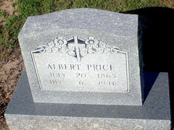 Albert Sidney Price