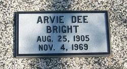 Arvie Dee Bright