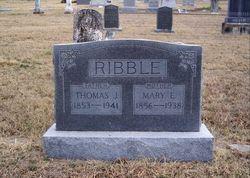 "Thomas Jefferson ""Uncle Tom"" Ribble"