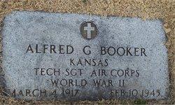 TSGT Alfred G. Booker