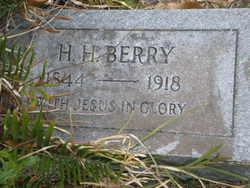 Sgt Henry Hubert Berry