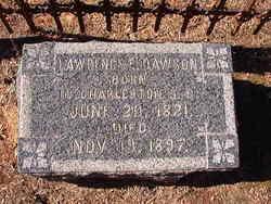 Lawrence E Dawson