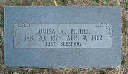 Louisa A. Bethel