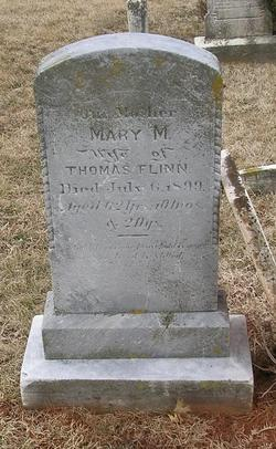 Mary Margaret <I>Cramer</I> Flinn