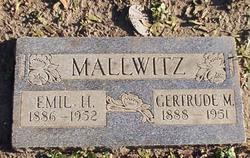 Emil H Mallwitz