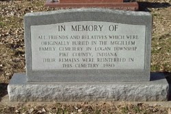 McGillem Cemetery (Defunct)