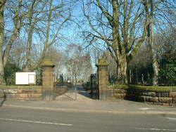 Hollinfare Cemetery