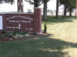 Saint Lukes Evangelical Lutheran Church Cemetery