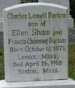 Charles Lowell Barlow