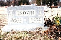Delphia K. Brown