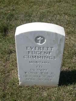 Everett Eugene Cummings