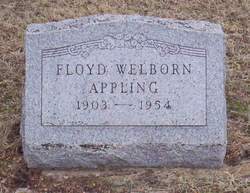 Floyd Welborn Appling