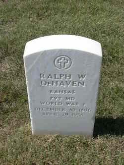 Ralph William Dehaven