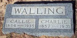 Charlie Walling