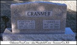 Clifton Chester Cranmer