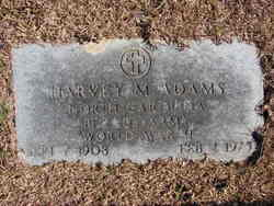 PFC Harvey M. Adams