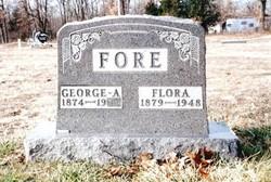 Flora <I>Crumm</I> Fore