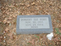 Dorothy Sue Berry
