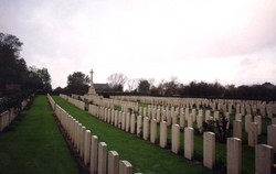 Roclincourt Military Cemetery