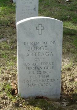 Capt Jorge Isaac Arteaga