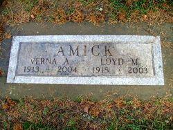 Loyd M Amick