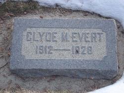 Clyde Murdock Evert