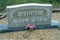 Clayton Oleta <I>Whitis</I> Light
