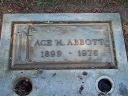 "Asa Markham ""Ace"" Abbott"