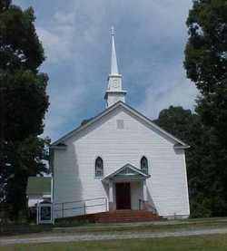 New Hope Christian Church Cemetery