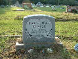 Karen Jean Birge