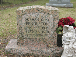 "Dorman Clayton ""Clay"" Pendleton"