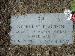 Sterling F. Acton