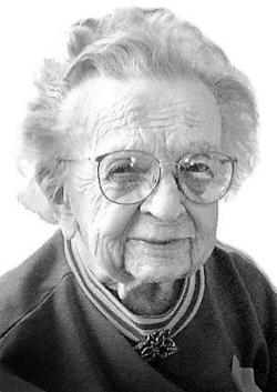 Gudrun Fredrikke <I>Ager</I> Bergh