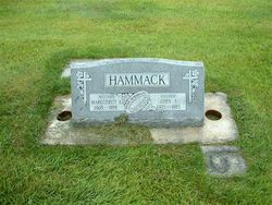 Anna Marguerite <I>Miller</I> Hammack