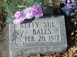 Betty Sue Bales