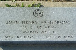 John Henry Armstrong