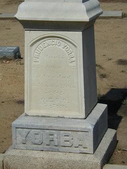Jose Antonio Prudencio Yorba