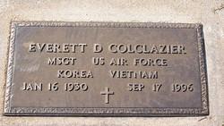 """Everett D """"Ed"""" Colclazier"""