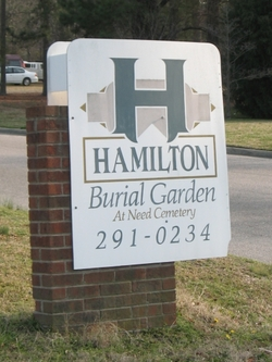 Hamilton Burial Gardens
