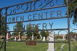 Owen Center Cemetery