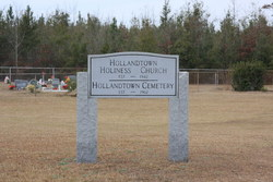 Hollandtown Holiness Cemetery