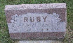 Henry Houston Ruby