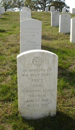 Capt William Marshall Price