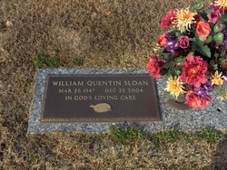 William Quentin Sloan