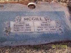Leone May <I>Mitchell</I> Mcgill