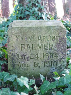 Maomi Arline Palmer