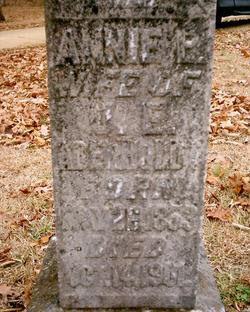 Annie E Aderholdt