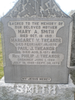 Paul Joseph Treanor