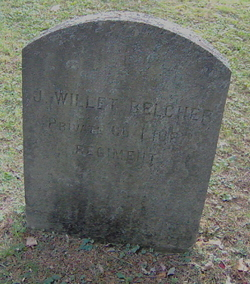 J. Willet Belcher