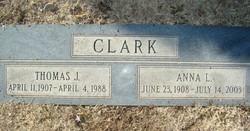 Anna Lillian Clark